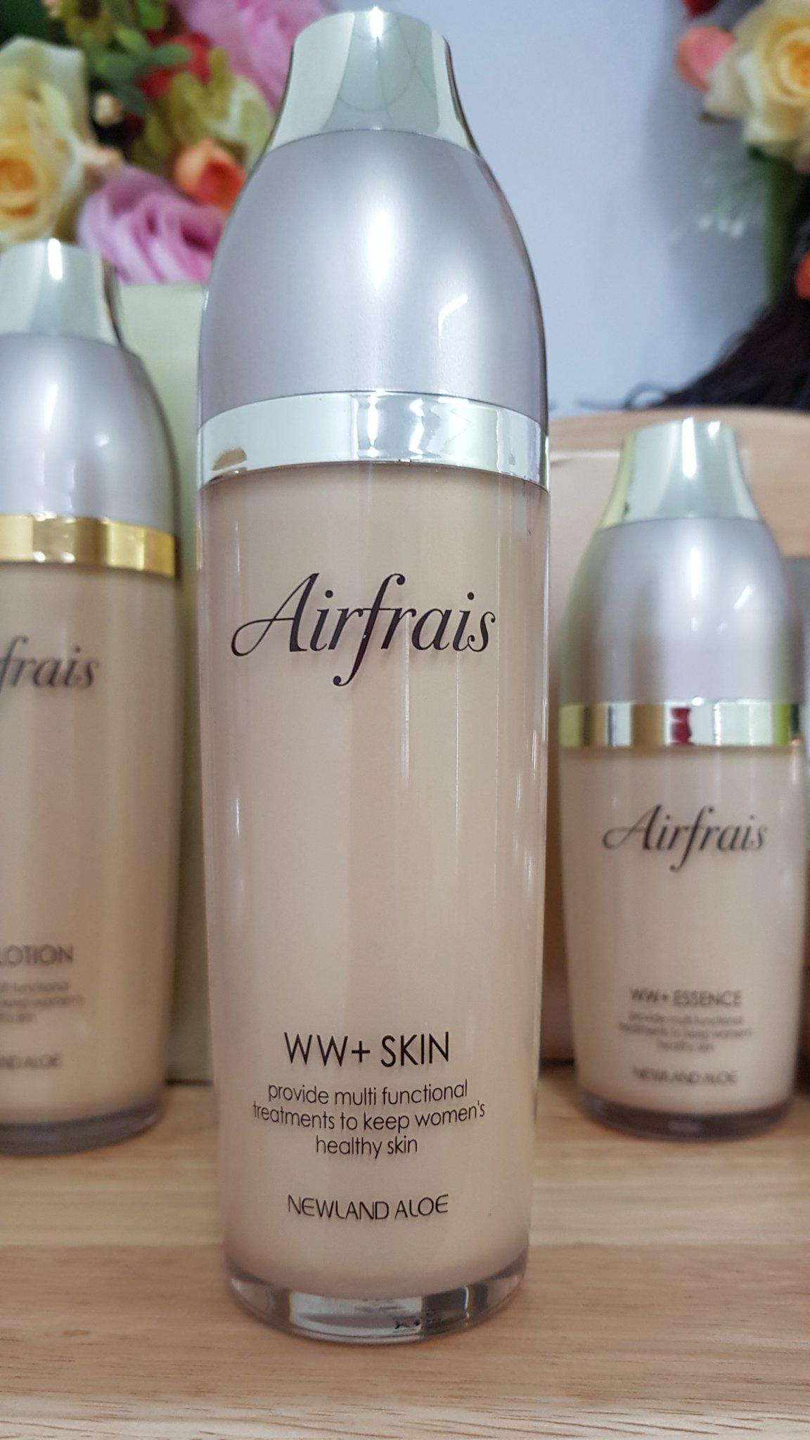 Airftrais  WW+Skin làm trắng ngăn ngừa lão hóa